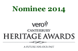 Canterbury Heritage Awards